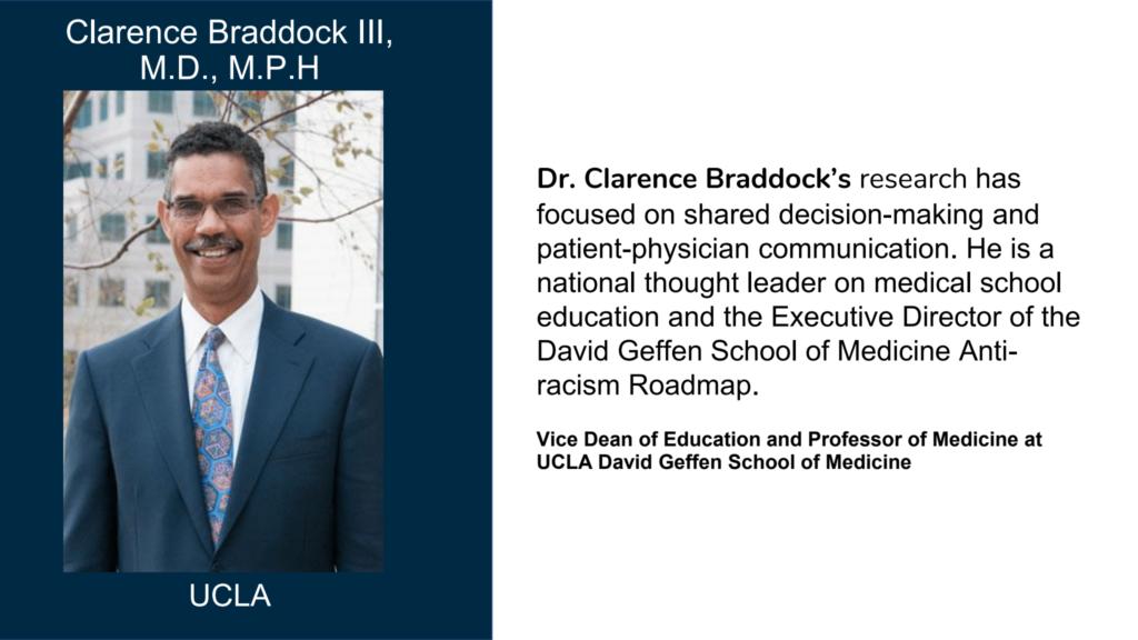 Clarence Braddock III