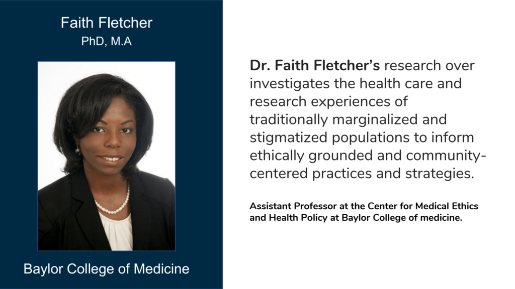Faith Fletcher